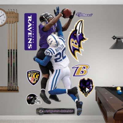 Detroit Tigers Logo Evolution Banner Fathead Wall Decal